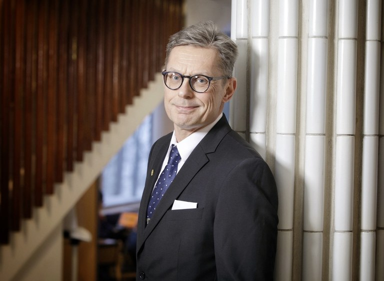 Director Jukka Lerkkanen