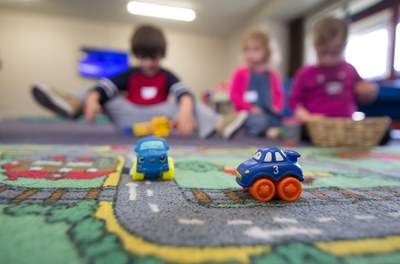 Wellbeing, play and active participation – Discover the success factors of early childhood education and care in Finland