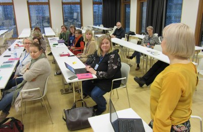 Open University of the University of Jyväskylä develops research-based adult pedagogy