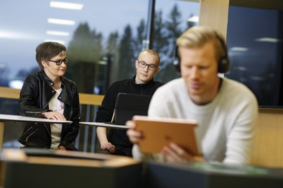 Tiedote: Avoimen yliopiston väylältä tulee motivoituneita tutkinto-opiskelijoita