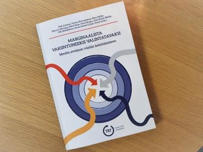 TRY-hankkeessa tehtyä avoimen väylän kehittämistä kokoava kirja on julkaistu