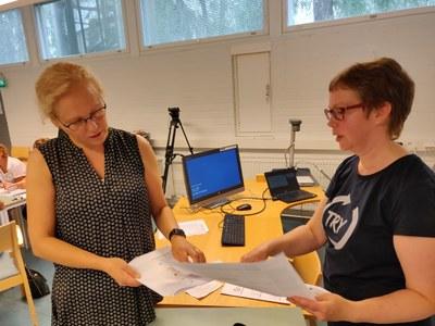 TRY-työpajassa jaettiin tiedotuksen, neuvonnan ja ohjauksen hyviä käytänteitä vapaan sivistystyön oppilaitoksissa