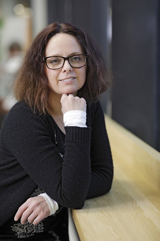 Anna Kaikkonen, JYU avoin yliopisto