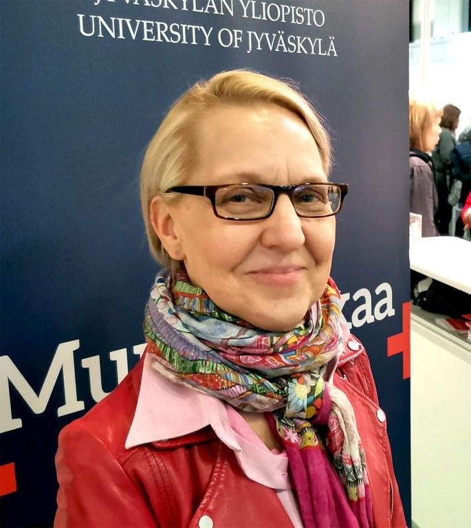 Kirsi Saurén, yliopistonopettaja
