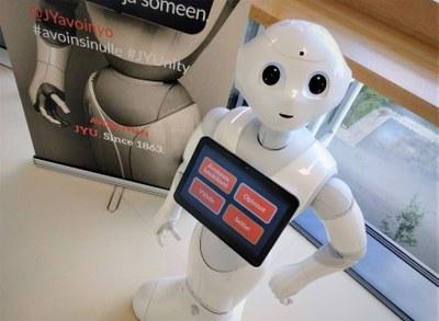 Robotiikka työelämässä antaa ihmisille mahdollisuuden olla ihmisiä