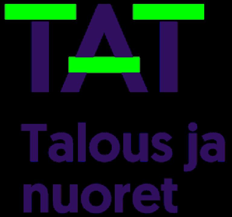 TAT Talous ja nuoret logo