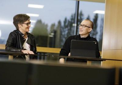Korkeakouluopintoja Jyväskylän lähialueilla