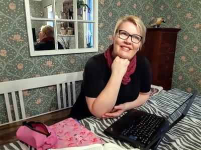 Elinikäinen oppija, Milla Seppälä: Opinnot toivat mahdollisuuden unelma-ammattiin