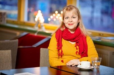 Katja Köykkä: Kirjoittamisen opinnot – on kuin avaisi salaisen ikkunan