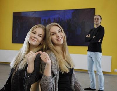 Yliopisto-opinnot lukiossa, Emma Parantainen ja Jessica Suominen: Kiinnostavaksi todettu tieteenala nousi ykköseksi myös yhteishaussa