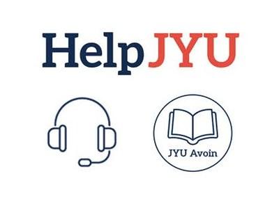 HelpJYU on sinua varten: tietoa, palvelua ja ohjeita avoimen opiskeluun liittyen