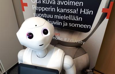 Tulossa syksyllä: Johdatus robotiikkaan (2 op)